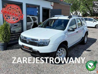 używany Dacia Duster Fv 23%, Zarejestrowany w PL, Zadbany, Czysty I (2010-)