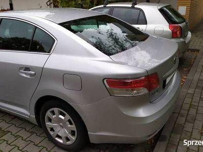 używany Toyota Avensis T27 1.8 benzyna 2011 salon Polska
