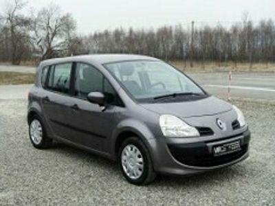 używany Renault Grand Modus 1.2TCE 100KM LIFT Klima Zero korozji 1 właściciel