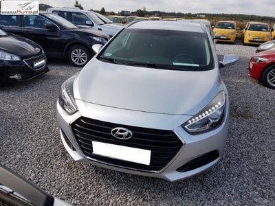 usado Hyundai i40 i40 1.7dm3 141KM 2015r. 85 975km 141 KM, FV 23%, Gwarancja!!