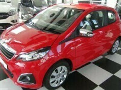 używany Peugeot 108 Klimatyzacja*tempomat*led*