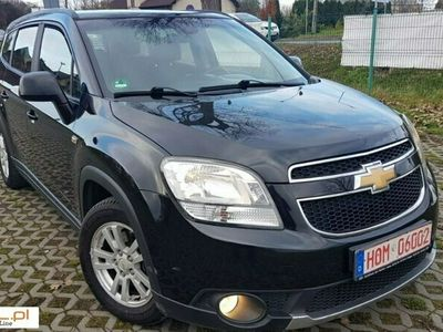 używany Chevrolet Orlando 1.8dm 141KM 2011r. 188 000km