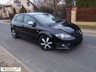 używany Seat Leon 2dm3 170KM 2011r. 122 000km ***FR Sport 170KM***