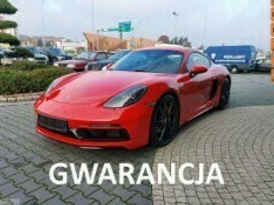 używany Porsche Cayman II [981] GTS, Nawigacja, Alcantara