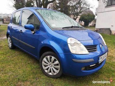 używany Renault Modus 2006 1.2 b Zadbany