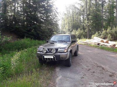 używany Nissan Patrol Y61