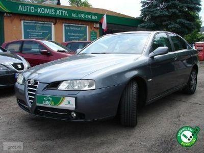 używany Alfa Romeo 166 2,4 Benz. 175 KM II (2003-2007)