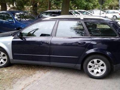 używany Audi A4 B6 rok 2003,1,9 diesel, zarejestrowany 6900