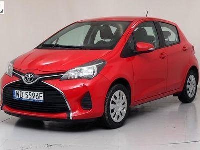 używany Toyota Yaris 1.3dm3 99KM 2014r. 103 212km WD5596F # Premium MS EU6 # Automat # Salon Polska #