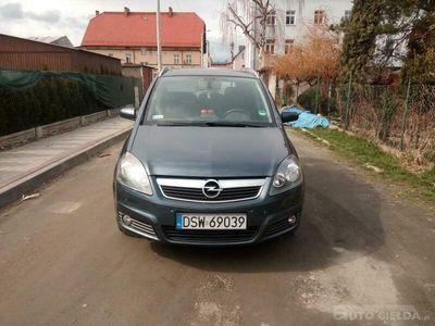 używany Opel Zafira ZAFIRA AUTO BEZ PIĄTEGO BIEGUAUTO BEZ PIĄTEGO BIEGU