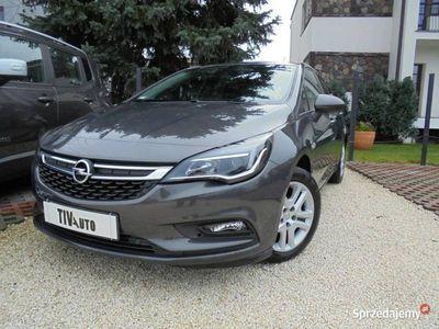 używany Opel Astra 1.6dm 110KM 2016r. 47 000km