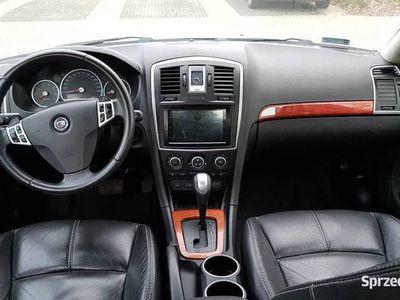 używany Cadillac BLS 2.8 V6 Turbo 96tyś 2007r okazja sprawdz