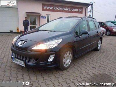 używany Peugeot 104 308 SW 1.6dm3 120KM 2010r.000km sw ABS ręczna klima.
