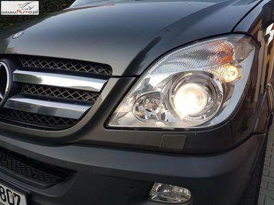 brugt Mercedes Sprinter Sprinter 2.2dm3 160KM 2013r. 91 800kmW906 Automat 1Wł Xenon Navi Hak Idealny