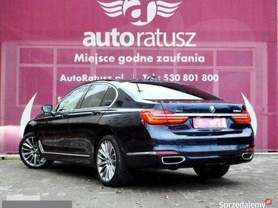 używany BMW 728 3dm 265KM 2017r. 4 500km