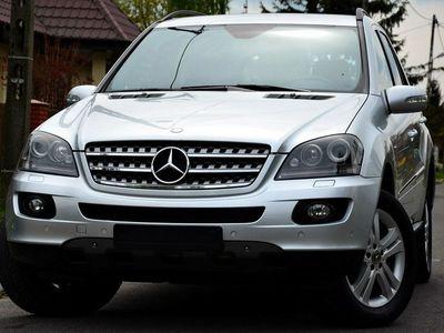 używany Mercedes ML280 Opłacony Serwis Bez Pneumata Xenon Navi Skóra Gwarancja W164 (2005-)