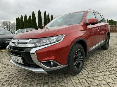 używany Mitsubishi Outlander 2dm 150KM 2018r. 24 200km