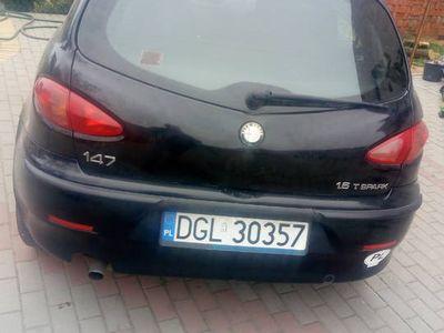 używany Alfa Romeo 147