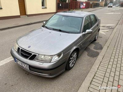 używany Saab 9-5 2.3T gaz
