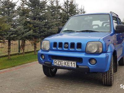 używany Suzuki Jimny 2000r. z klimatyzacją