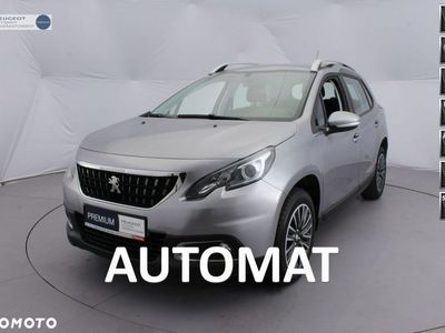 używany Peugeot 2008 1.2dm 110KM 2019r. 14 639km