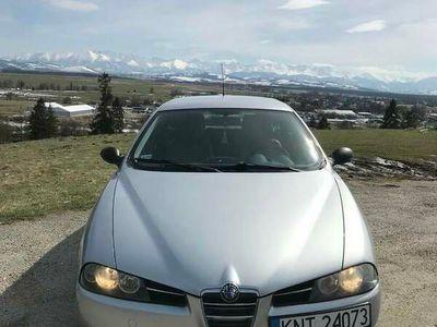 używany Alfa Romeo 156 Sportwagon 1.9 Diesel po remoncie
