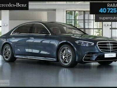 używany Mercedes S400 Klasa S W222 Linia AMG(330KM) 4M L AMG | Zadzwoń i zarezerwuj już dziś!