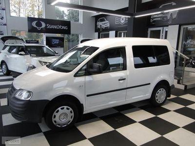 używany VW Caddy III Salon.pl* II właś*klimatyzacja*vat-23%*