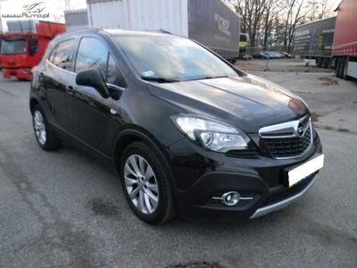 używany Opel Mokka Mokka 1.4dm3 140KM 2015r. 41 035kmCosmo, Benzyna, FV 23%, Gwarancja!!