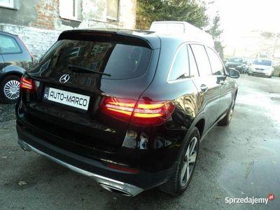 używany Mercedes GLC350 3.5dm 254KM 2017r. 38 000km