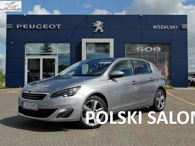używany Peugeot 308 1.6dm 120KM 2016r. 39 664km