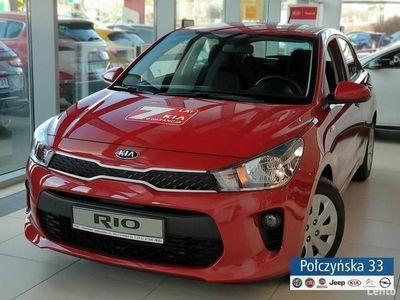 używany Kia Rio 1.2 DOHC 84 KM | Wersja M | Czerwony Signal Red | MY20
