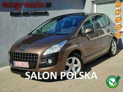 używany Peugeot 3008 Salon RP serwis bezwypadkowy wyposażenie Gwarancja I (2009-2016)