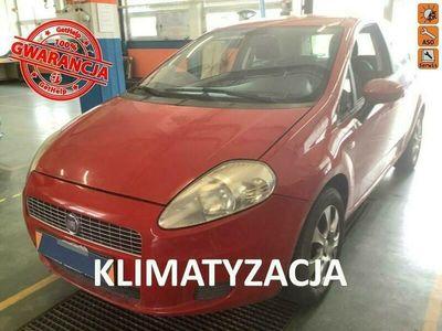 używany Fiat Grande Punto 1.4dm 77KM 2009r. 186 000km