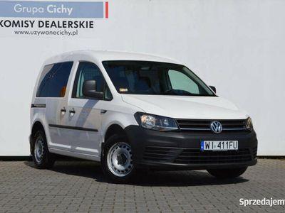 używany VW Caddy Caddy III Trendline2.0 TDI 75KM Salon PL Serwis Aso Vat23% Tempomat Kli