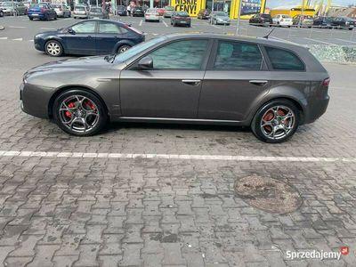 używany Alfa Romeo 159 kombi 2007r automat 1.9 jtdm, navi