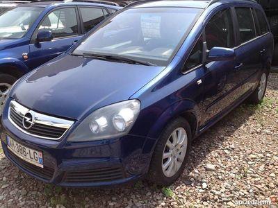 używany Opel Zafira po oplatach
