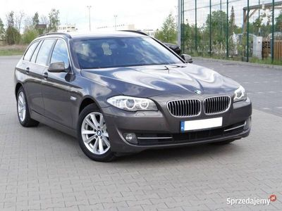 używany BMW 520 2dm 184KM 2012r. 237 173km