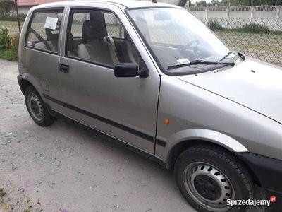 używany Fiat Cinquecento 700