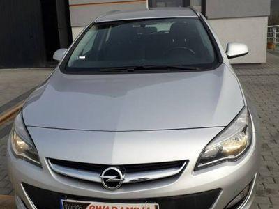 używany Opel Astra 1.7dm 125KM 2013r. 248 000km