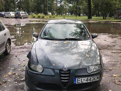 używany Alfa Romeo 147 1.6 TS, 2003 Tanio! *sprawne lecz do naprawy*