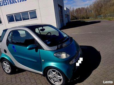 używany Smart ForTwo Coupé 600 Turbo klimatyzacja panoramadach -zamiana