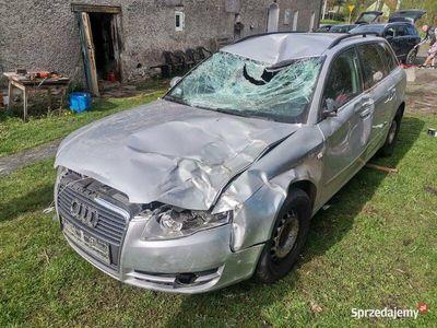 używany Audi A4 B7 2005 rok 1.9 TDI
