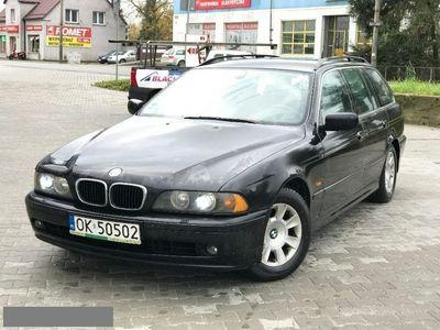 używany BMW 501 seria 5 2dm 136KM 2000r.000km