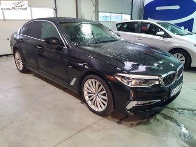 used BMW 520 seria 5 2dm3 190KM 2018r. 5 471km Seria 5 [G30] 16-, d xDrive Luxury Line aut