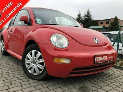 używany VW Beetle New2dm 115KM 2000r. 189 000km