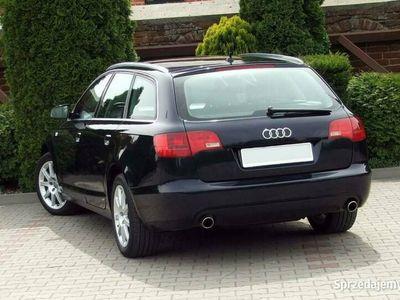 używany Audi A6 2.4dm 177KM 2005r. 240 000km