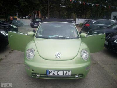 used VW Beetle New2,0 116kM Cabrio Skóra