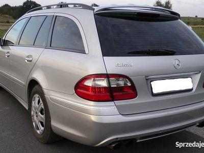 używany Mercedes E270 W211CDI, Carlsson, 245/35/19