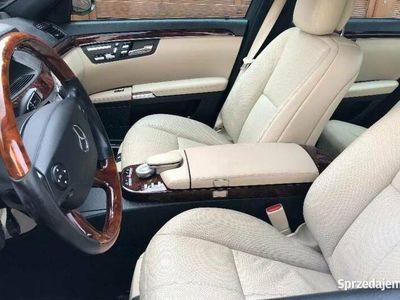 używany Mercedes S320 Klasa